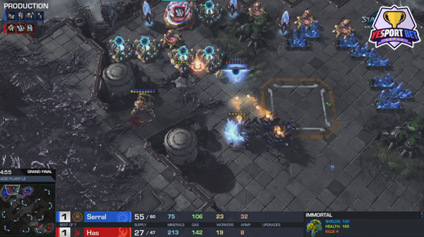 Starcraft betting