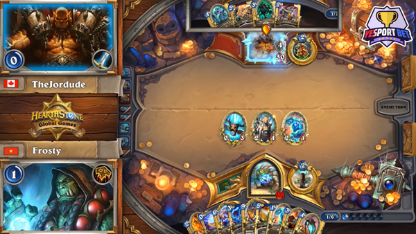 esports betting on Hearthstone