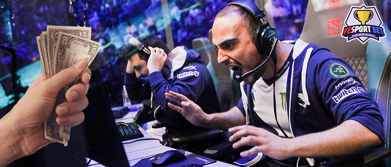 esports betting kuroky and money